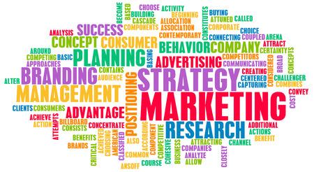paid: Marketing Stock Photo
