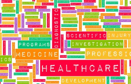 salud publica: Asistencia sanitaria en la industria médica como concepto