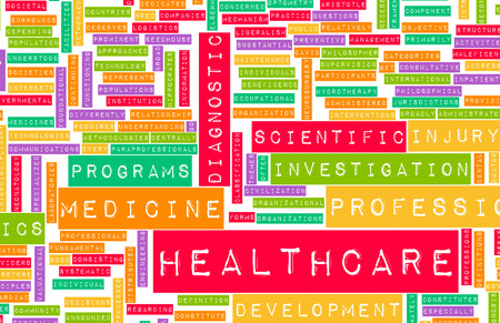 care providers: Healthcare in the Medical Industry as Concept