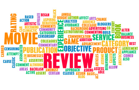 reviewer: Movie Review Word Cloud as a Concept