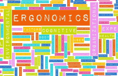 factor: Ergonomics Science and Study Human Factor Concept