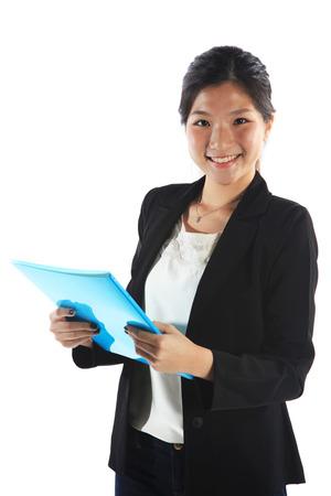 fresh graduate: Confident Asian Student or Fresh College Graduate