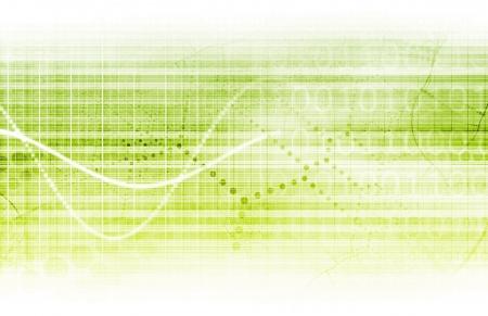 Digital Security Industry through Online Data Art Stock Photo - 23251620
