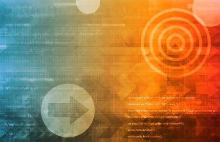 Open Source-Technologie oder Technologies als Zusammenfassung Lizenzfreie Bilder