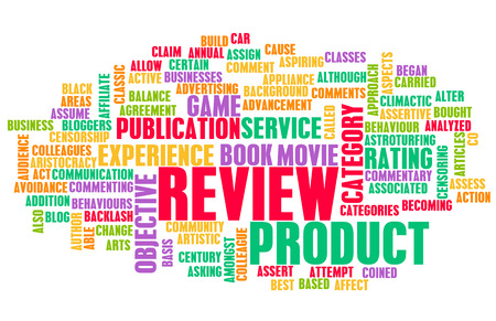 reviewer: Product Review Word Cloud as a Concept