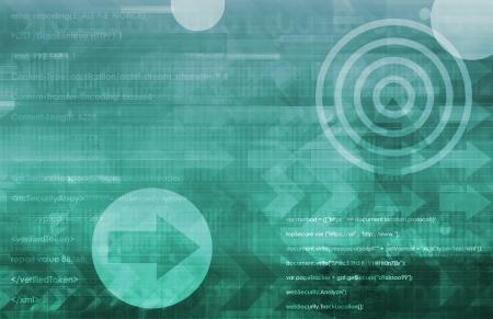 Tecnología de código abierto y tecnologías como Abstract Foto de archivo - 23537723