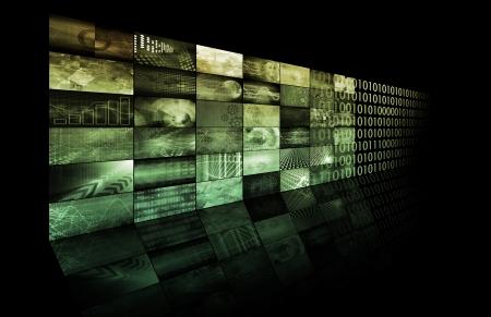 Marketing-Tools für Online-Werbekampagne Kunst