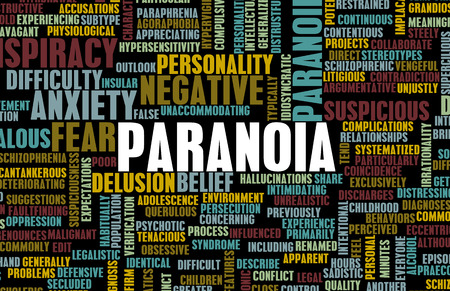 paranoid: Paranoid and Paranoid Mental Anxiety as Concept
