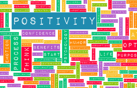 Positivity and Positive Attitude for a Life photo