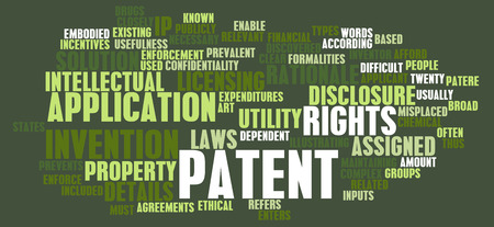 terminology: Patent Application as a Intellectual Property Art