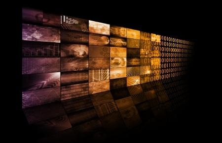 Online Marketing and Digital Branding as a Concept Standard-Bild - 23872916