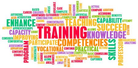 skillset: Training or Upgrading Business Job Skills as Art