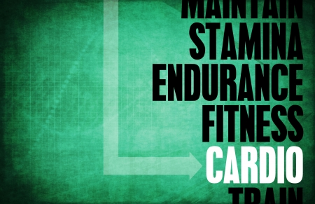 step fitness: Cardio Core Principles as a Concept Abstract