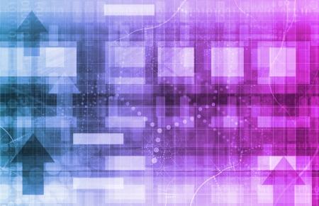 fondo tecnologia: Dise�o de fondo de tecnolog�a con Concepto m�vil de datos