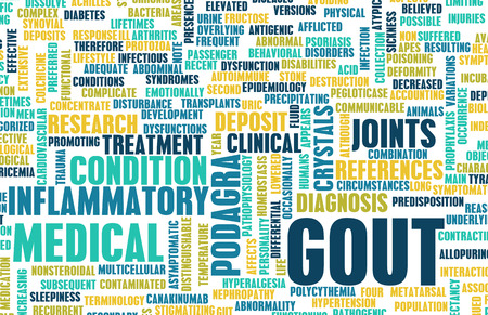 pitted: Gout Concept as a Medical Inflammatory Condition