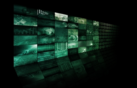Informationstechnologie oder IT als Kunst