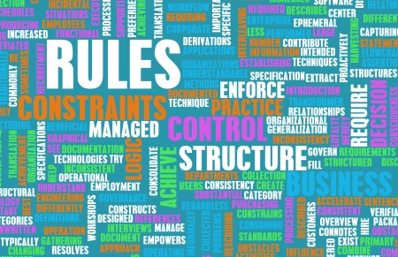 constraints: Rules and Regulations for Law or Legal Scenarios