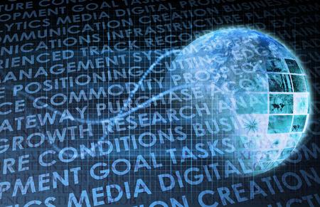 szakvélemény: Üzleti Megoldások a technológiai szakértelmét Art Stock fotó