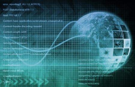 zusammenarbeit: Business-Integration als Konzept in einer Anwendung