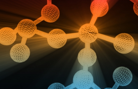 research facilities: Molecules and Nuclear Research with Helix Glowing