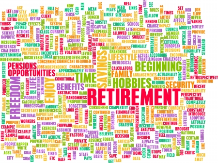 Retirement Planning as a Abstract Concept