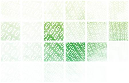 tcp: Binary Stream of Information Technology Communication Art