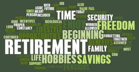 resign: Retirement Planning as a Abstract Concept