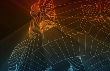 Inżynieria Nauka jako koncepcji Blueprint