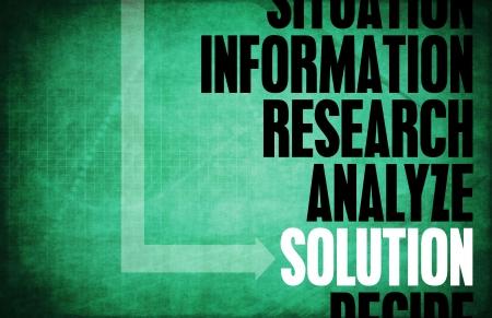 PRINCIPLES: Solution Core Principles as a Concept Abstract Stock Photo