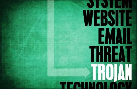 cavallo di troia: Trojan Horse minacce e protezione di sicurezza informatica