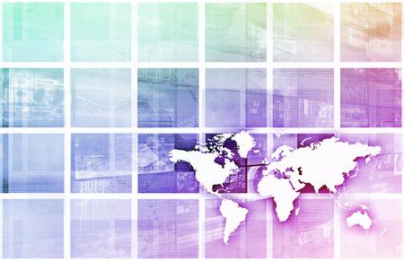 trending: Tendenze del settore o di affari Trend di dati