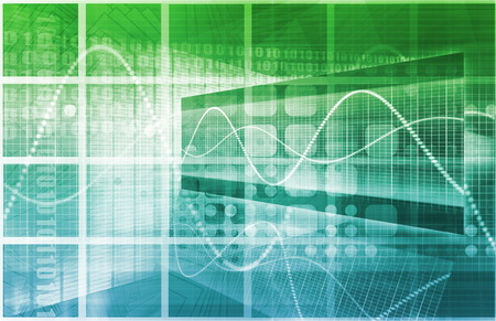Integrated System Solutions on the Web Platform Stock Photo