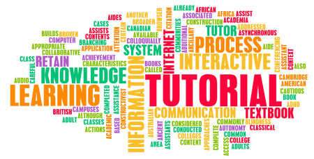 tutorials: Tutorial Concept as a Method of Learning Online