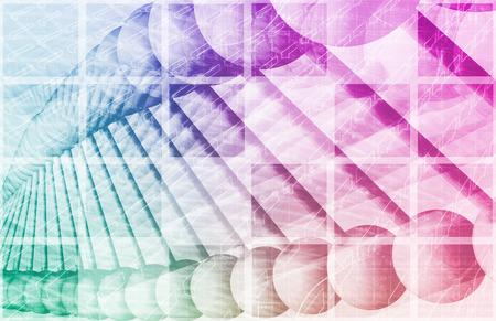 genetica: La ricerca del DNA di sfondo scienza genetica dei dati