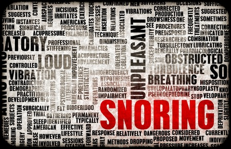 Snoring or Apnea as an Annoying Sleep Trait photo