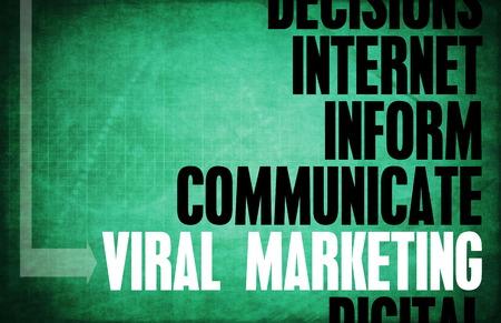 Viral Marketing Core Principles as a Concept photo