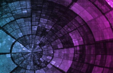 Artificial Intelligence AI Neural Network Logic Art