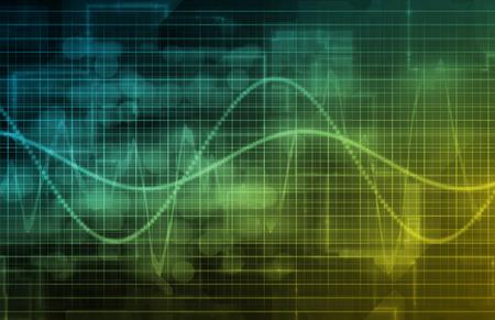 Datenverwaltungsinformationen als Concept Art