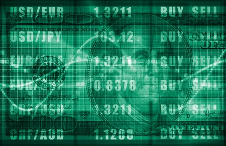 insider trading: Foreign Exchange Online Buy Sell Screen Art