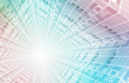 transforming: Modern Digital Background as a Creative Art