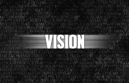 Vision in Business as Motivation in Stone Wall photo