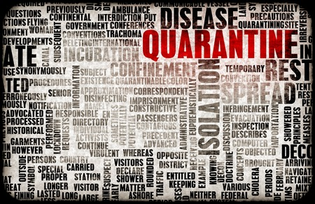 quarantine: Quarantine and Prevention for Human and Animals