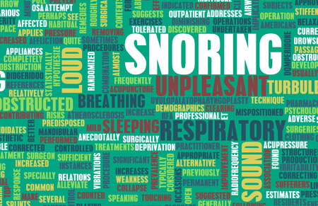 Snoring or Apnea as an Annoying Sleep Trait photo