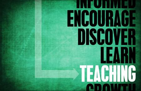 Teaching Key Concepts as a Education Teacher photo