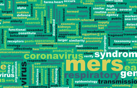 coronavirus: MERS or Middle East Respiratory Syndrome