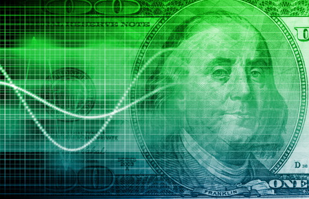 Stock Market Analysis and Currency Exchange Art