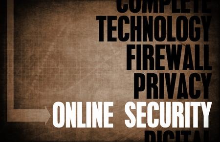 online security: Online Security Core Principles as a Concept