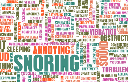 snoring: Snoring or Apnea as an Annoying Sleep Trait