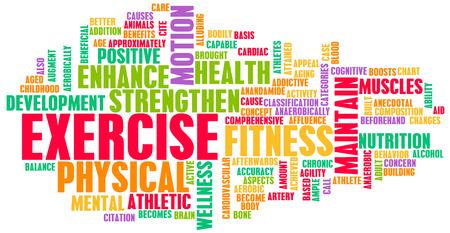 Concept exercice pour perdre du poids et de la santé Banque d'images