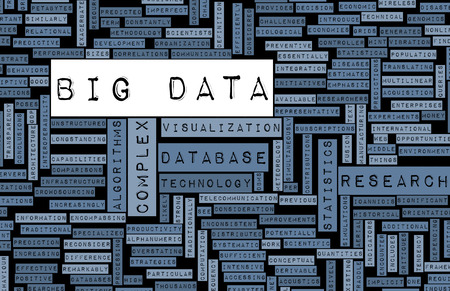 processing speed: Big Data as a Technology Concept Overview Art